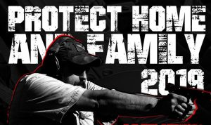 Zawody Protect Home and Family 2019 LATO - BIRTH OF THE LEGEND