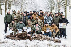 Zimowy Snajper 2020 - Marcinkowo/Mrągowo