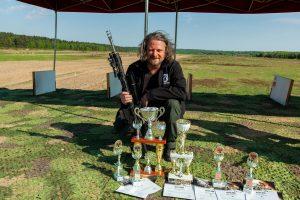 Szkolenie strzelań długodystansowych @ Srzelnica Casul - Majków (skarżysko Kamienna)