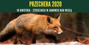 Przechera 2020 Janowiec (przełożone) @ Janowiec nad wisłą